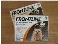 Wholesale NEW Frontline Plus lbs pc of ml Dog Flea Tick Remedi box