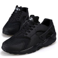 Wholesale 2017 Air Huarache Classical White Black Huarache Shoes big Kids Men And Womens Huaraches Sneakers Running Shoes Casual Shoes Size