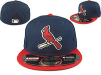 Wholesale St Louis Cardinals baseball hat sports hat Team size7