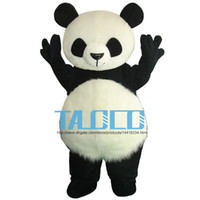 bears movies - High Quality Cute Panda Bear Mascot Costume Fancy Party Dress