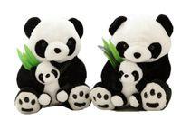 baby panda bamboo - 2pcs cm mini Baby Toys Lovely Panda eat bamboo Plush Toy Lovely Doll Stuffed toy hold panda Perfect Gift For Children
