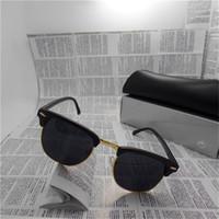Cheap High-quality Fashion Women&Men sunglasses fishing bike cycling sunglasses Brand designer glasses Cat Mirror eyewear + box, card, case