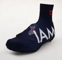 overshoes - 2016 IAM Cycling Shoe Covers Cycling Jersey Ciclismo Overshoe Bicycle Shoes Care Cycling Tight Bike Kits Comfortable Cycling Protective Gear