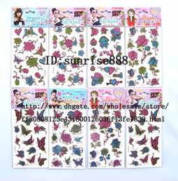 Wholesale New very beautiful Tattoo sticker Random Shipping M11