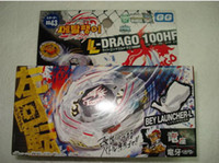 Wholesale 240 Arrival Hot Sales Super High Point Super Battle Beyblade Metal Fusion with Launcher
