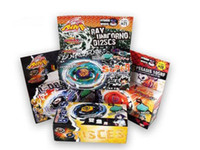Wholesale AAA Arrival Hot Sales Super High Point Super Battle Beyblade Metal Fusion with Launcher