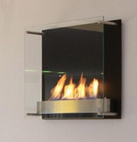 Wholesale Ethanol fireplace glass face Alcohol fireplace bBio ethanol fireplace fashion fireplace