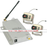 Wholesale New GHz TV Lines Security CCTV Wireless CMOS Color Video Camera