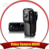 30 fps for 680x480 and 320x240   Mini DV DVR Sports Video Camera cam MD80 MD 80 Hot cheap 10pcs lot