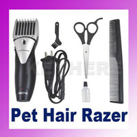 Wholesale V14 Electric Pet Dog Cat Shaver Razor Hair Grooming Clipper