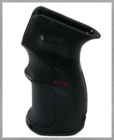 Wholesale Ergonomic AK Pistol Grip Mount for Real and Airsoft ABS Black Matte NEW
