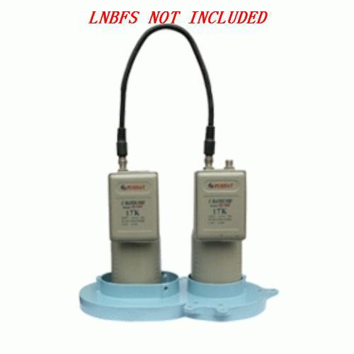 Dual Band Lnb c Band Lnb Double Support
