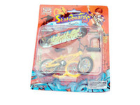 Wholesale Featured New mini Finger Bike toys Finger Toys toy finger skateboard