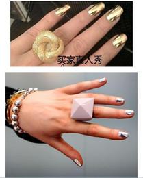 Wholesale Best selling Metal nail sticker nail salon workers of post it series Please select jjo23 jjo70