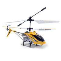 Wholesale BIG SALE SYMA S107 V CH RC Helicopter with Mah Rechargeable Battery Flashlight Charger