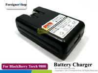 For Blackberry Torch 9800 Universal Battery Wall Charger Doc...