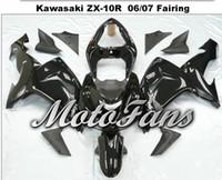 Wholesale 2006 Fit KAWASAKI ZX10R ZX R ZX R NINJA Fairing