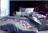Wholesale New Comfortable New Stlye Cotton Active Printing Bedspreads PC set bed