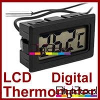 Wholesale Digital LCD Thermometer for Fridge Refrigerator Freezer New Hot