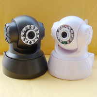 surveillance camera - Hot IP Surveillance Camera with Angle Control and Motion Detection Night working White amp Black color