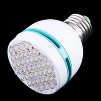 Wholesale Hot Sell E27 W LED White Light Screw Bulb Energy Saving Lamp