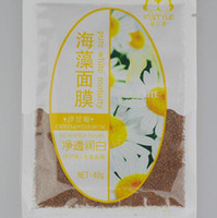 Wholesale Seaweed Mask Natural Plants Contains Extract Repair g bag bags pack