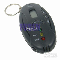 Wholesale Digital LED Alcohol Breath Tester Breathalyzer Analyzer