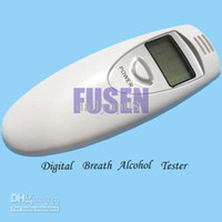 Wholesale LCD Digital Alcohol Breath Tester Analyzer Breathalyzer