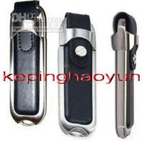 Wholesale hot sale BLACK CHARM LEATHER GB USB2 FLASH MEMORY DRIVE STICK