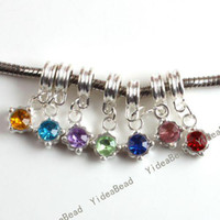 Wholesale 28x New arrival Fashion jewelry Mixed Rhinestone Pendants Fit Accessories