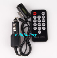 Wholesale 3 in1 New FM Transmitter amp Remote control For iphone G GS G amp ipod