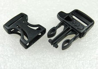 Wholesale 300pcs Emergency Survival WHISTLE BUCKLES FOR PARACORD BRACELETS