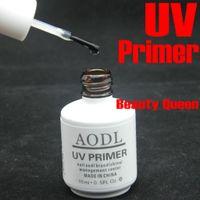 Wholesale 15ML Professional UV Gel Base Primer Coat Nail Art Tip Nail Art Tool nail salon product FREE SHIP