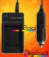 Wholesale Car NB L Battery Charger for Canon Digital IXUS New Hot