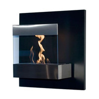 Wholesale Ethanol fireplace glass fence Alcohol fireplace bBio ethanol fireplace fashion fireplace