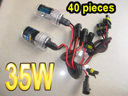 40 PAIR AUTO REPLACEMENT LIGHTING HID XENON BULBS SINGLE BEAM H1 H3 H4 H7 H8 H9 9004 9005 9006 9007
