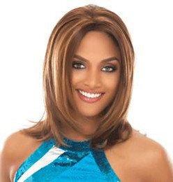 Wholesale high quality quot color silky straight human hair full lace wig