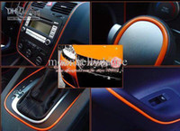 Wholesale 300m Auto Car Interior DIY Decoration Moulding Trim Strip Line High quality color MM
