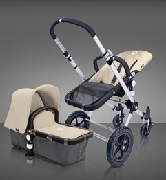 Wholesale BABY STROLLER Kidsmile baby carrier triple stroller stroller return good baby pram