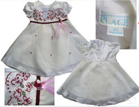 TuTu gegrge - Girls Dresses GEGRGE Embroidery Princess gauze Dresses