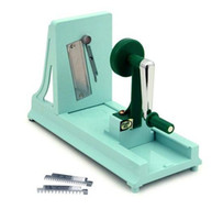 Wholesale Japanese rotating cut vegetables device TURNING SLICER cut vegetables shredder
