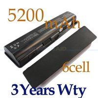 Wholesale Laptop Battery for HP Pavilion DV4 DV5 DV6 G50 G60 G70