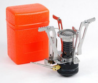 Stoves gas stoves - Electro Strike Mini quot Gas Powered Butane Propane Camping Picnic Stove