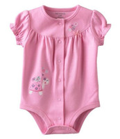 for Summer Bodysuit 18 Months First moments baby girls rompers baby onesies tights jumpsuit jumpers shirt bodysuits garments ZW447