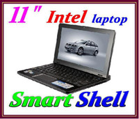 Wholesale 3pcs inch Adamo Magal Laptop Netbook Intel Atom GHZ Wifi MP notebook RW L02