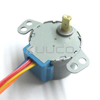 Wholesale 20 DC V Gear Stepper Motor Phase Reduction Step Motor Mini Stepper Motor