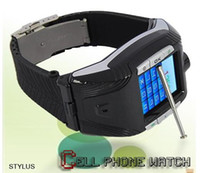Wholesale F3 Sports Tri Band Wrist Watch with Bluetooth Mp3 Mp4 Player Cell Phone