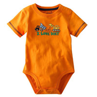 for Summer Bodysuit 18 Months Jumping Beans baby romper body suits bonesies girls tee shirts outfits garments jumpers tights ZW448