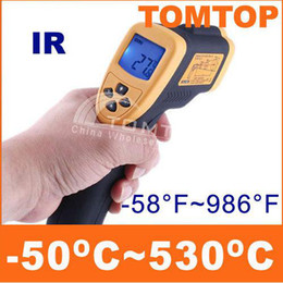 Wholesale Non Contact LCD Digital Industrial IR Infrared Thermometer Temperature Laser Gun C H1781