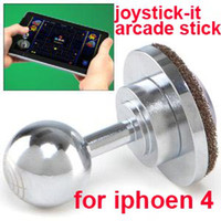 Wholesale 10pcs Joystick It Arcade Game Stick For iPad Android Tablets